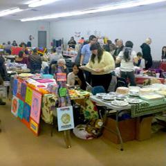 Fort Vermilion Christmas Arts & Crafts Sale
