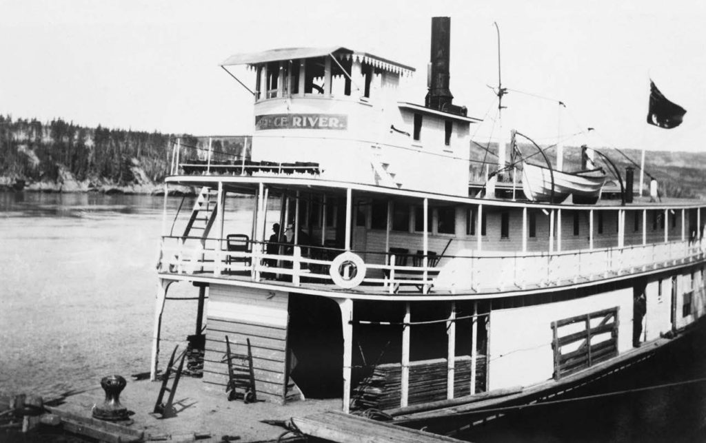 The S.S. Peace River